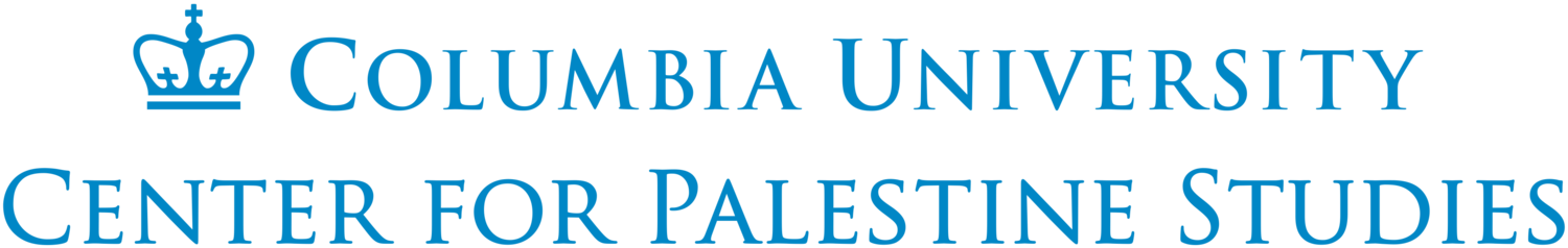Center for Palestine Studies | Columbia University