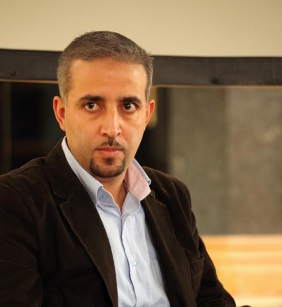 Welcoming Visiting Scholar Abdul Rahim Al Shaikh