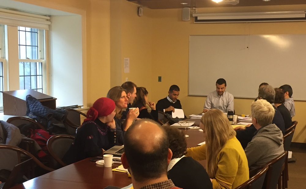 """Workshop on """"Representations of 'Indigeneity' in Settler-Colonial Contexts: The Case of the Naqab Bedouin"""""""