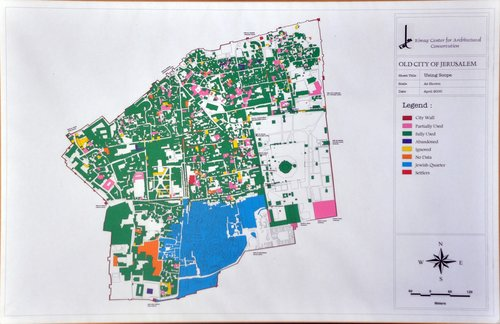 Jerusalem maps center for palestine studies columbia university gumiabroncs Choice Image