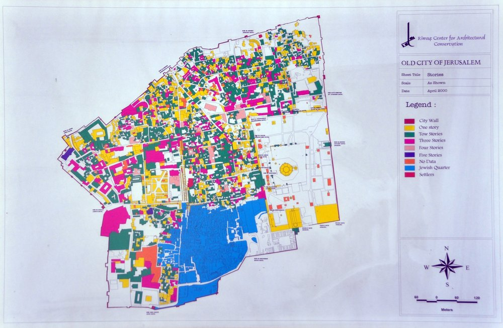 Jerusalem Maps Center for Palestine Studies Columbia University