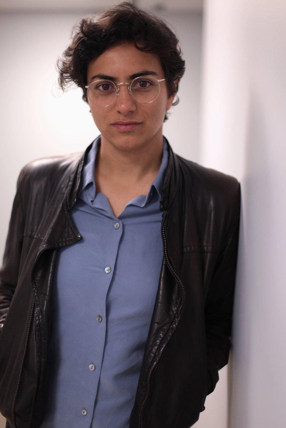 Nayrouz Abu Hatoum