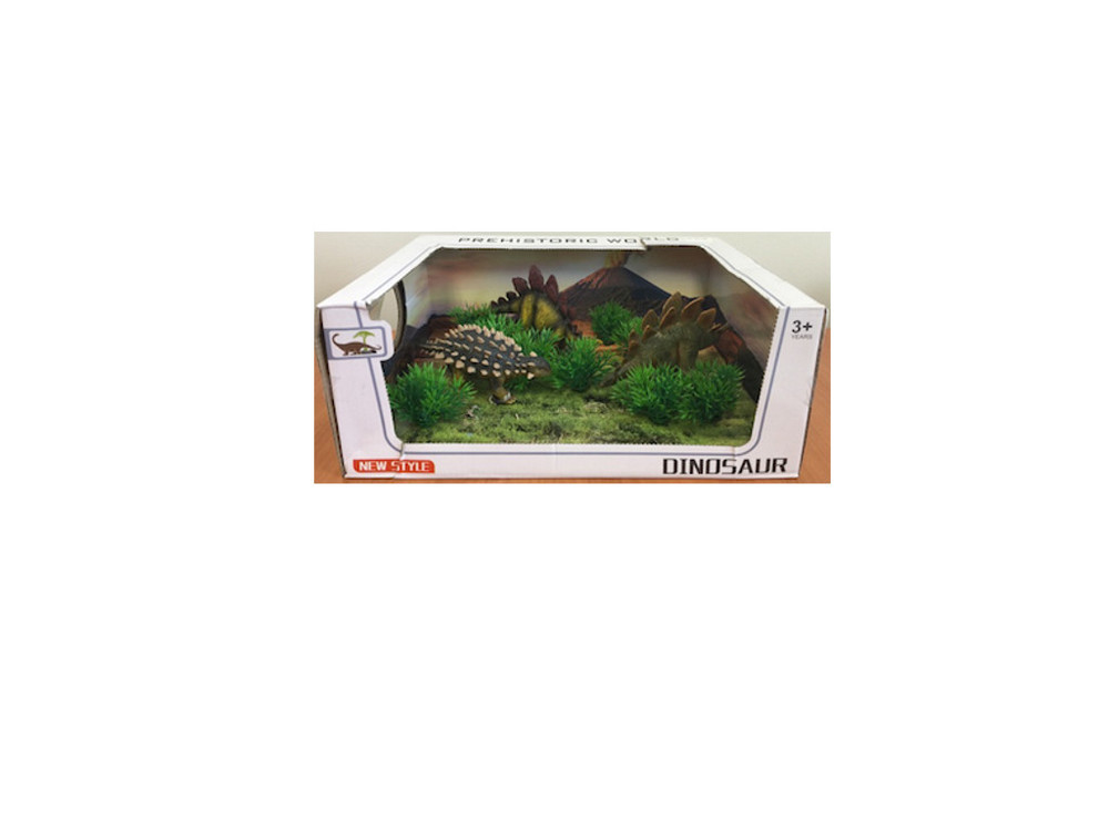 Dinosaur Diorama - Assorted