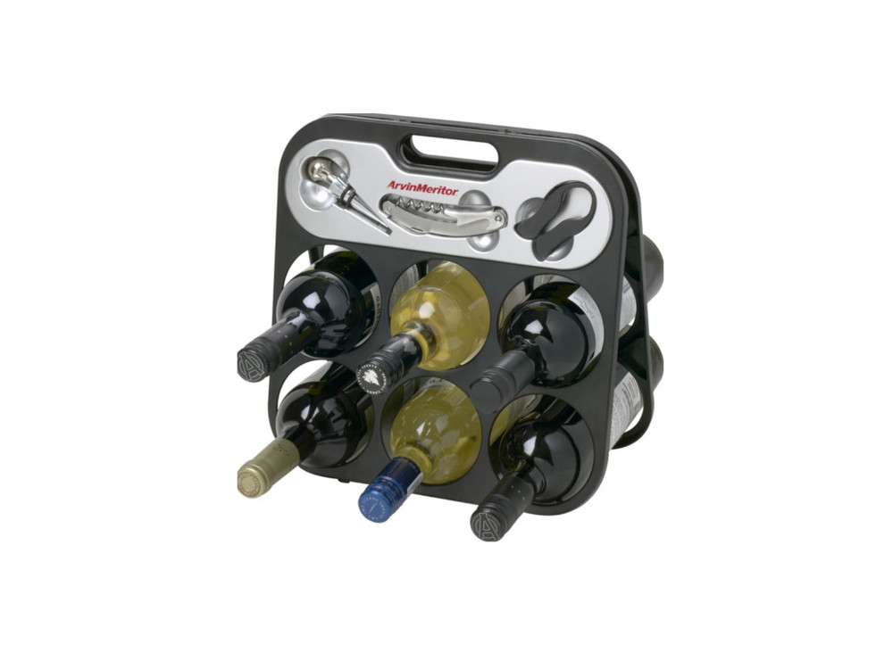 Wine Rack w/Accessories