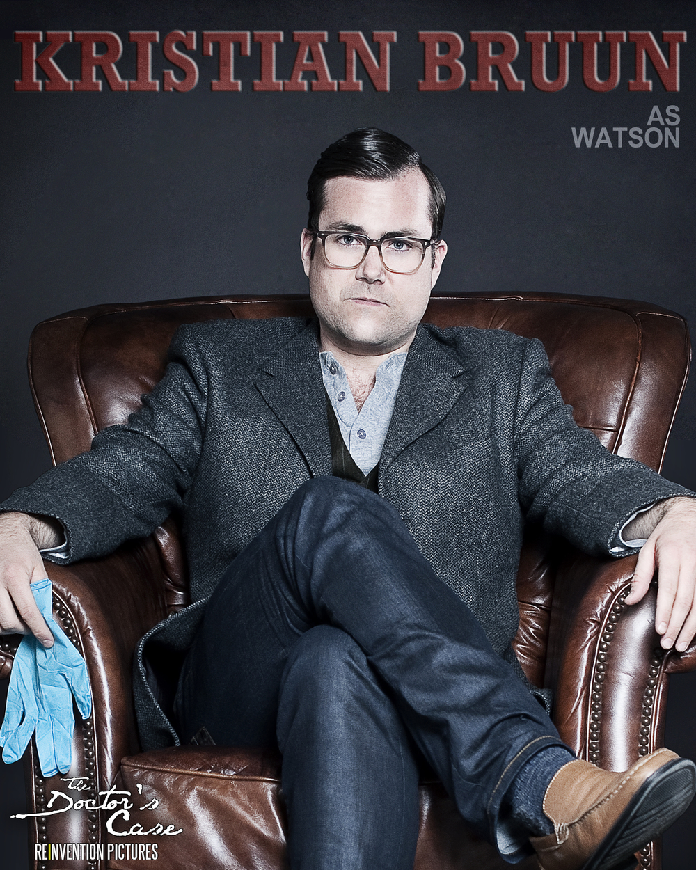 The Doctor's Case - Character Poster - Watson