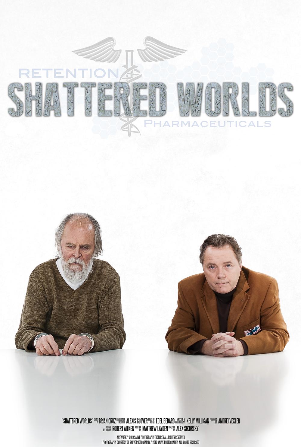 Shattered Worlds - Poster