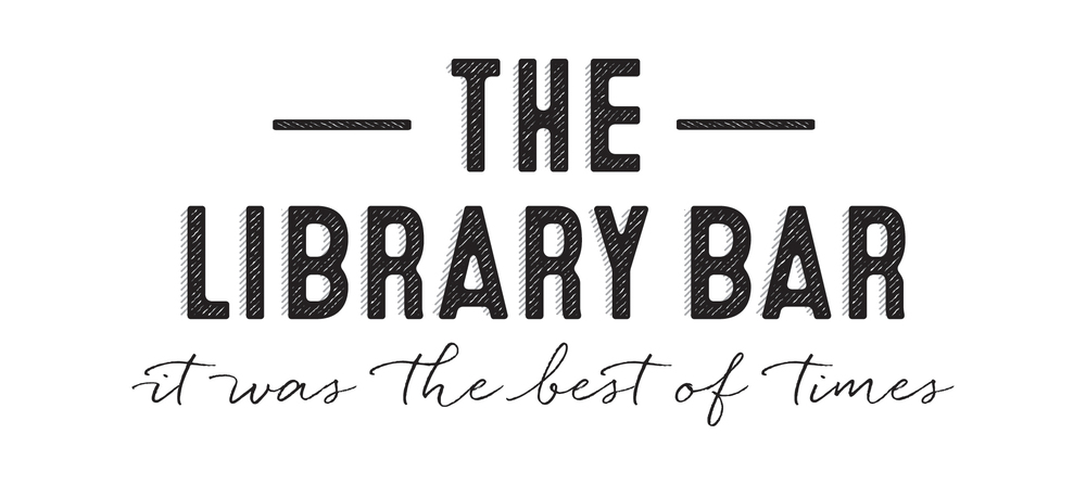 The Library Bar Logo