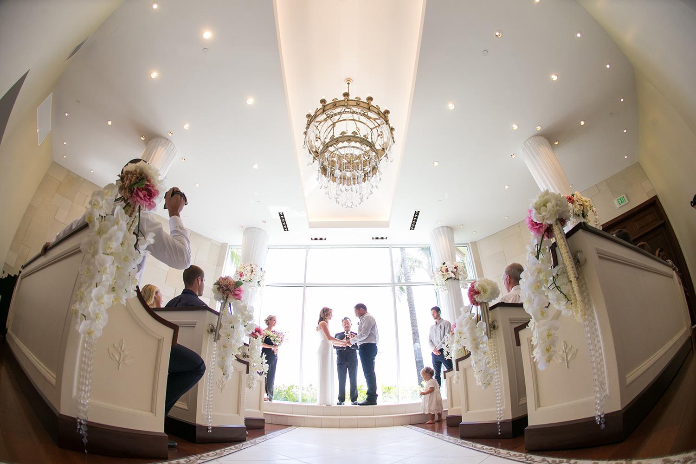 White Beach Chapel The Best Hawaii Wedding