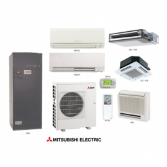 DUCTLESS AIR CONDITIONING/HEAT