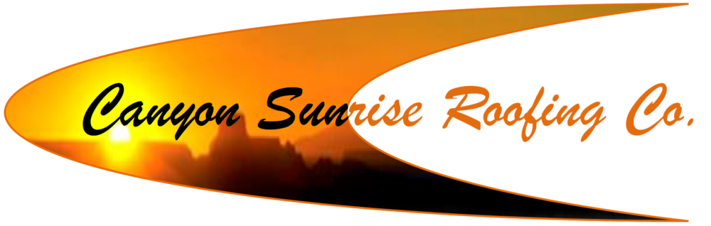 Wonderful Canyon Sunrise Roofing