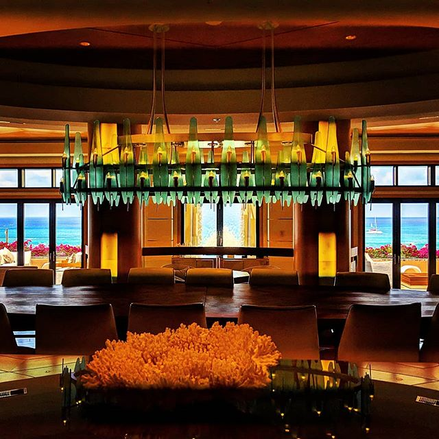 Penthouse glimpse @ritzcarlton #zenluxurytravel #travel #vacation #luxury #beach #caribbean #virtuosotravel #perks
