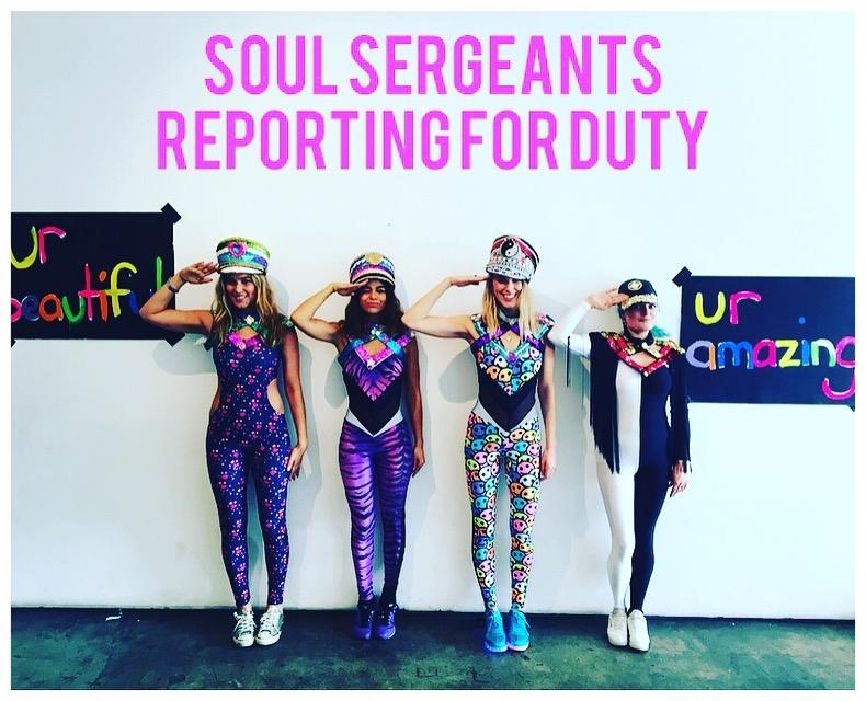THE SOUL SERGEANT SQUAD
