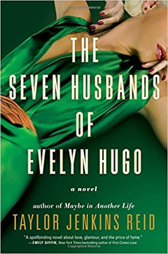5. THE SEVEN HUSBANDS OF EVELYN HUGO