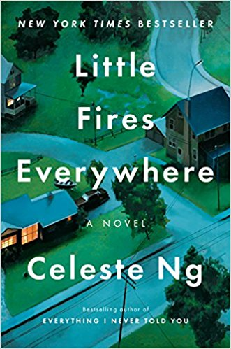 3. LITTLE FIRES EVERYWHERE