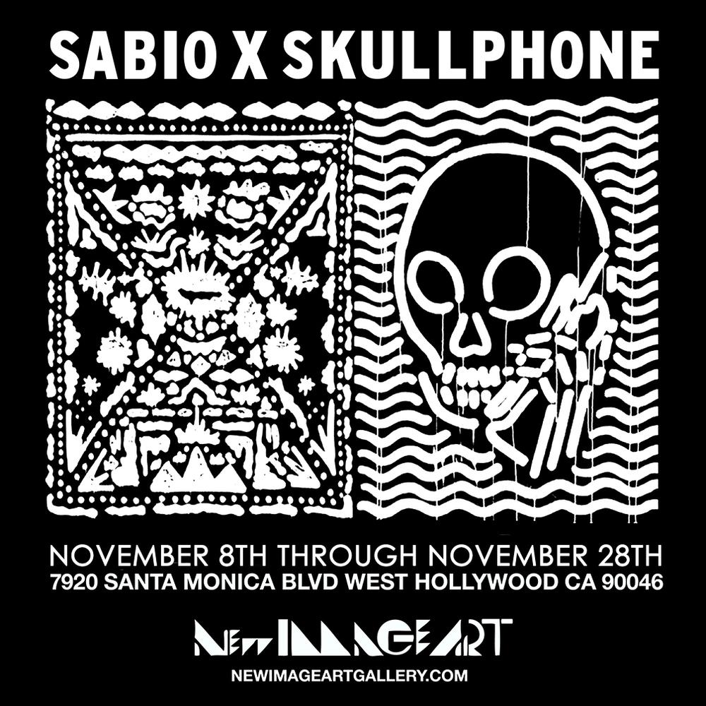 SABIO & SKULLPHONE - OMBRE