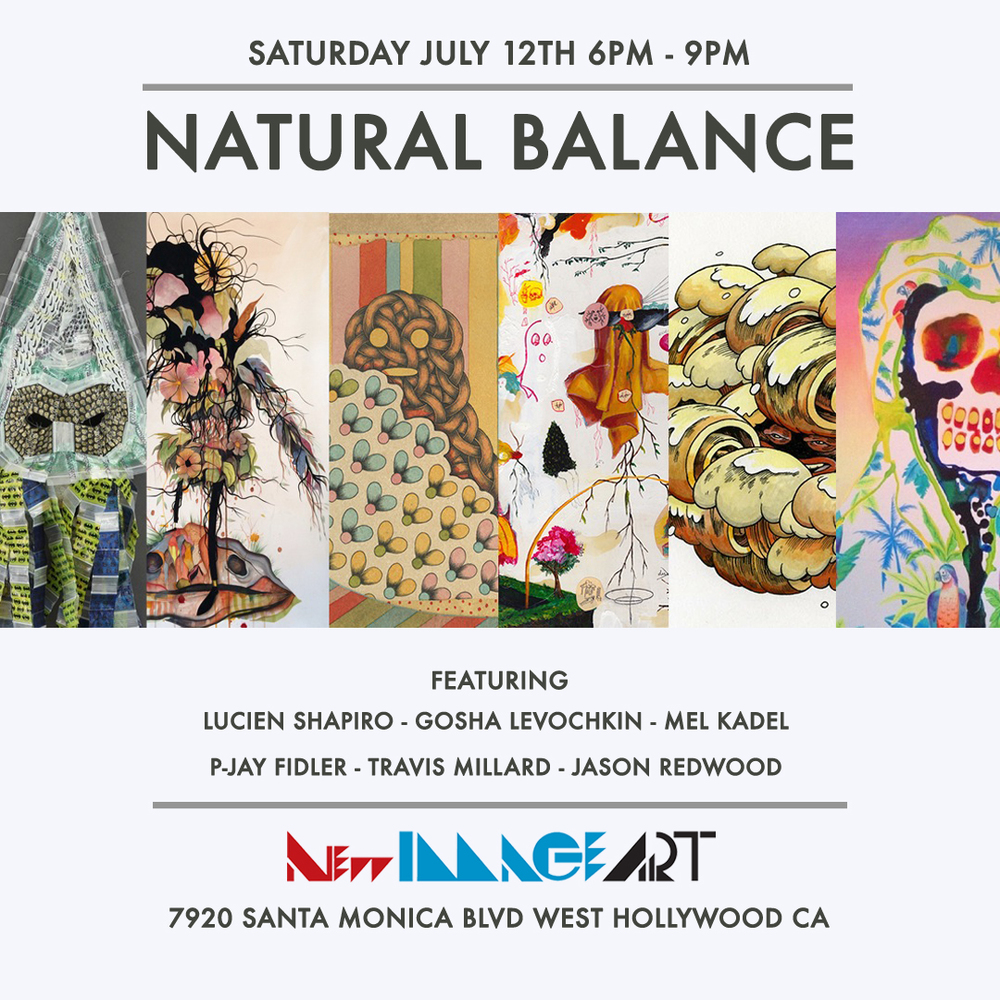 GROUP SHOW - NATURAL BALANCE