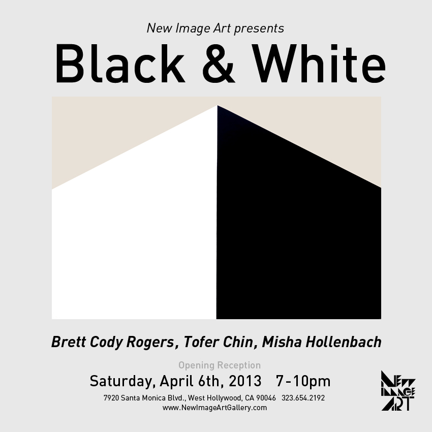 GROUP SHOW - BLACK & WHITE