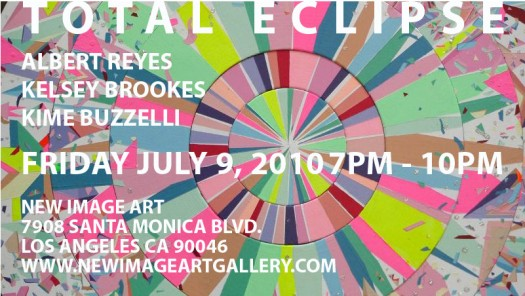 GROUP SHOW - TOTAL ECLIPSE