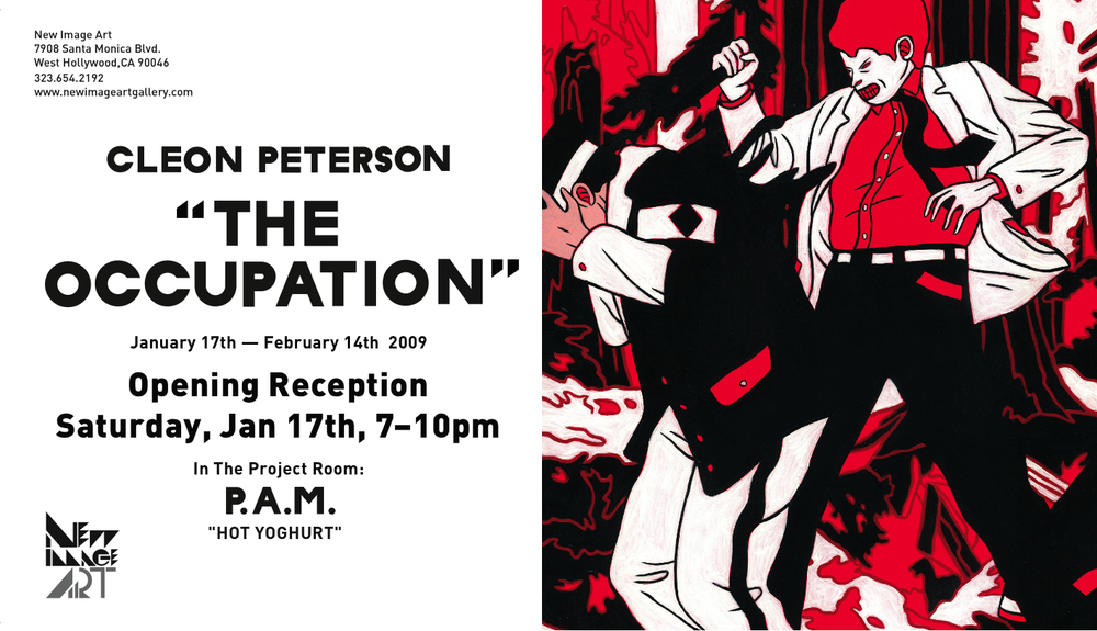 CLEON PETERSON - THE OCCUPATION