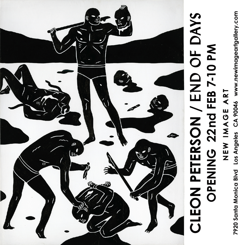 CLEON PETERSON - END OF DAYS