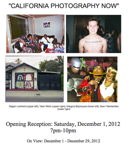 GROUP SHOW - CALIFORNIA PHOTOGRAPHY NOW