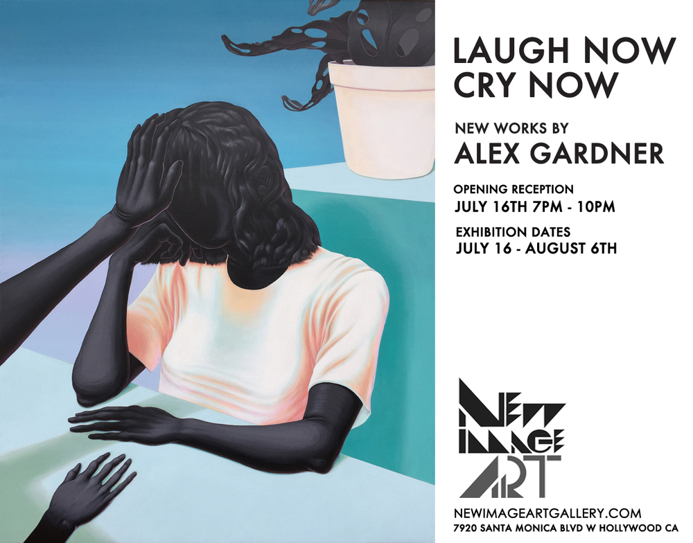 ALEX GARDNER - LAUGH NOW CRY NOW