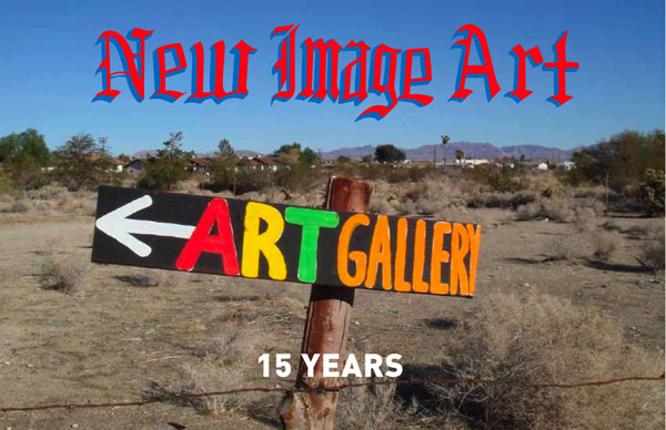 GROUP SHOW - 15 YEARS OF NEW IMAGE ART