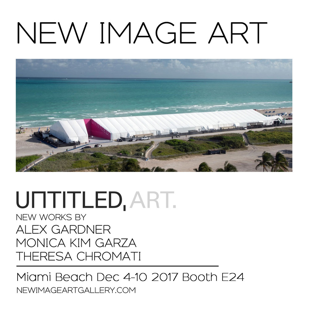 GROUP EXHIBITION - UNTITLED MIAMI 2017