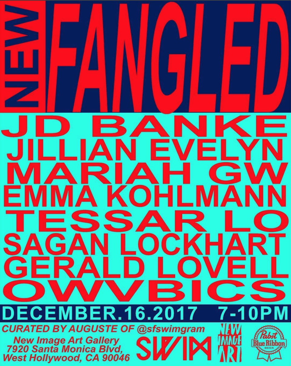 GROUP SHOW - NEWFANGLED