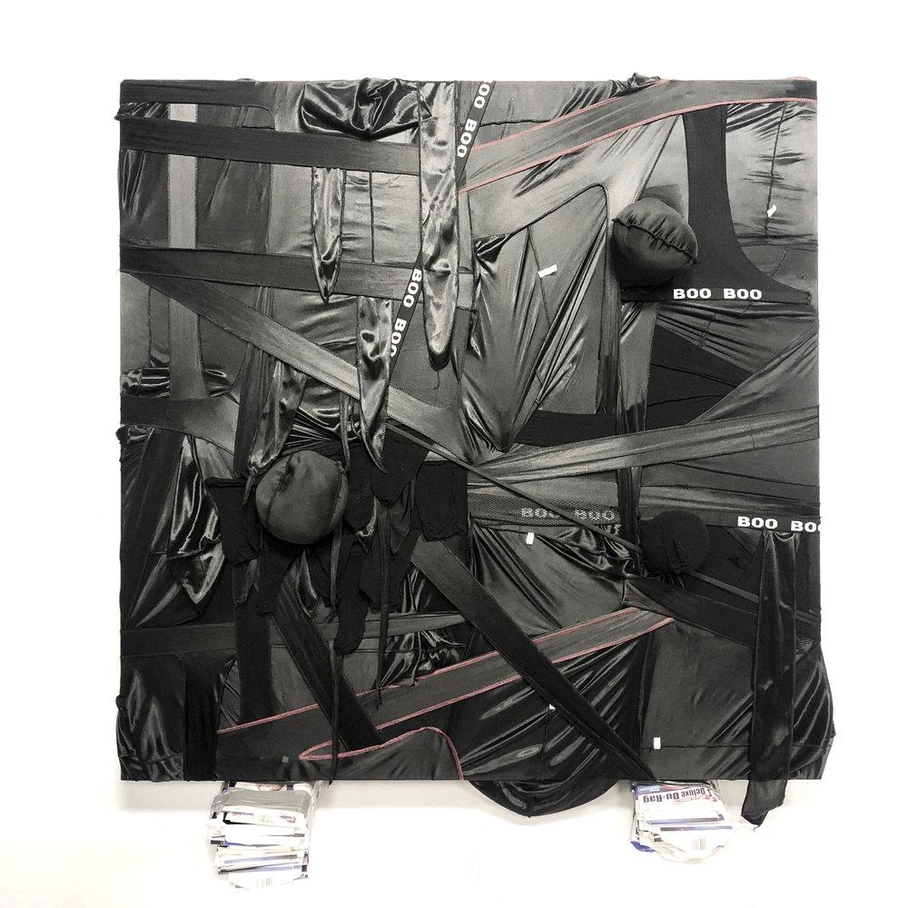 Anthony Akinbola// Camouglage 008 (Buy Black)// 2019