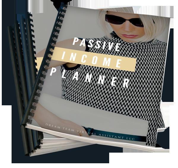 haw to make passive income