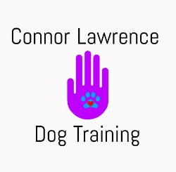 Connor Lawrence Dog Training Logo.JPG