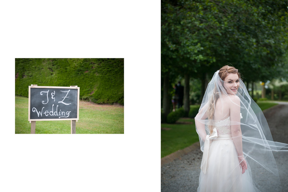 Zia - silk satin crepe, tulle, sequin georgette, lace - Christchurch bride - Susannah Blatchford Photography