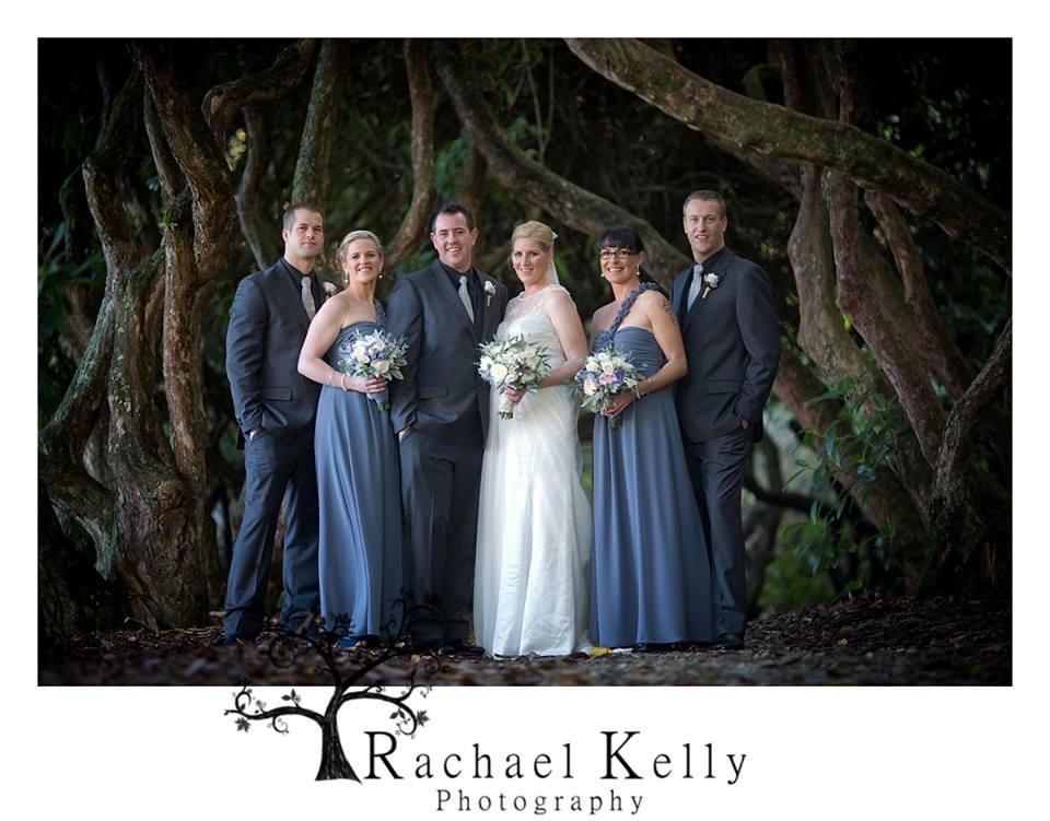 Lea - silk stin crepe, silk tulle - Southland Bridal - Rachael Kelly Photography