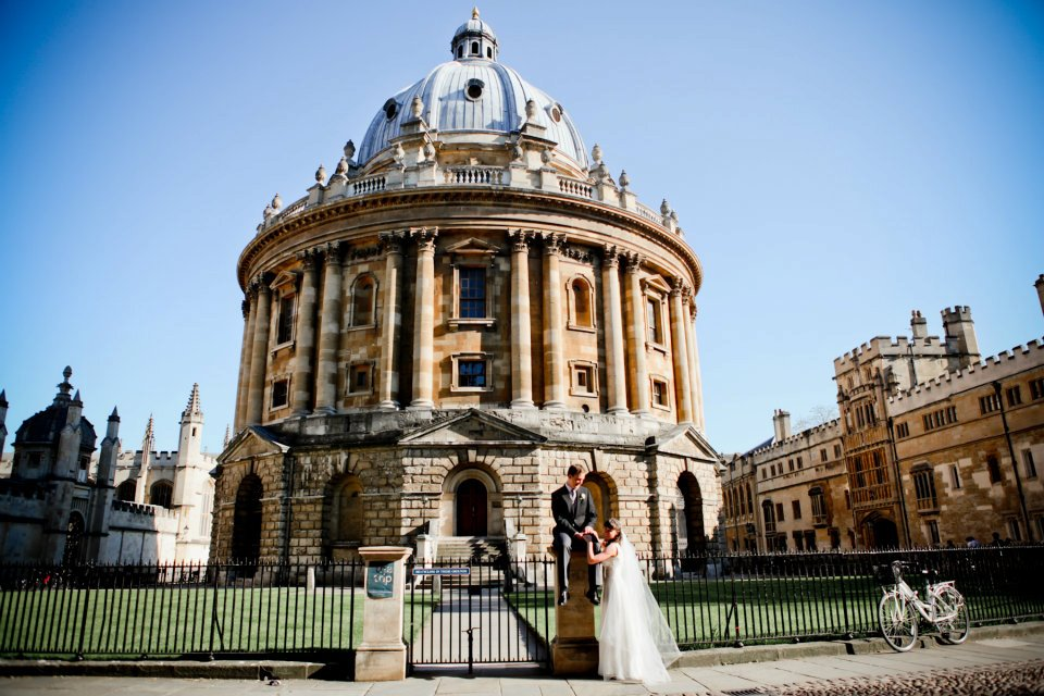 Emily - silk satin crepe, silk chiffon - Oxford University Bride