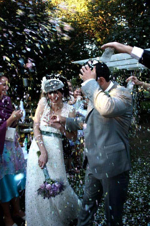 Olivia - silk charmeuse, guipure lace - Hawkes Bay Bride