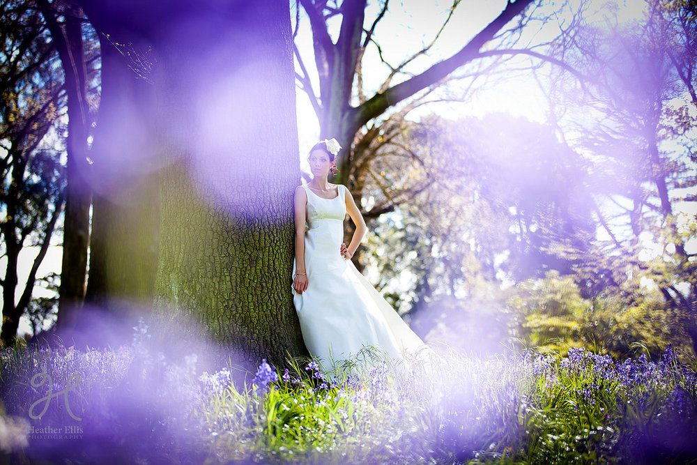 Sara - silk mikado - christchurch bridal - heather and doug records photography