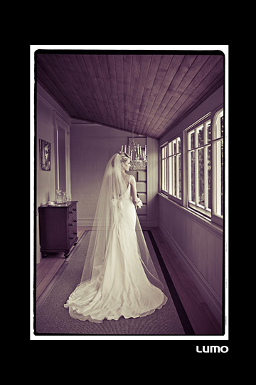 Sarah - silk crepe faille - Oamaru bridal - Lumo Photography