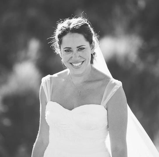 Sarah -silk satin crepe, beaded lace - wanaka bride