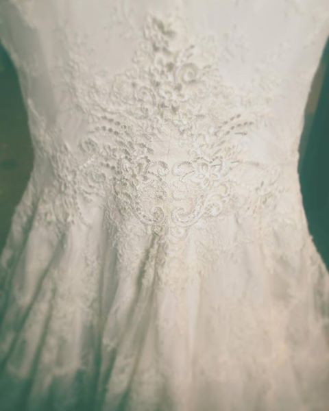 Jen - silk faille, beaded lace, embroidered tulle - North Canterbury bride - Johanna Macdonald Photography
