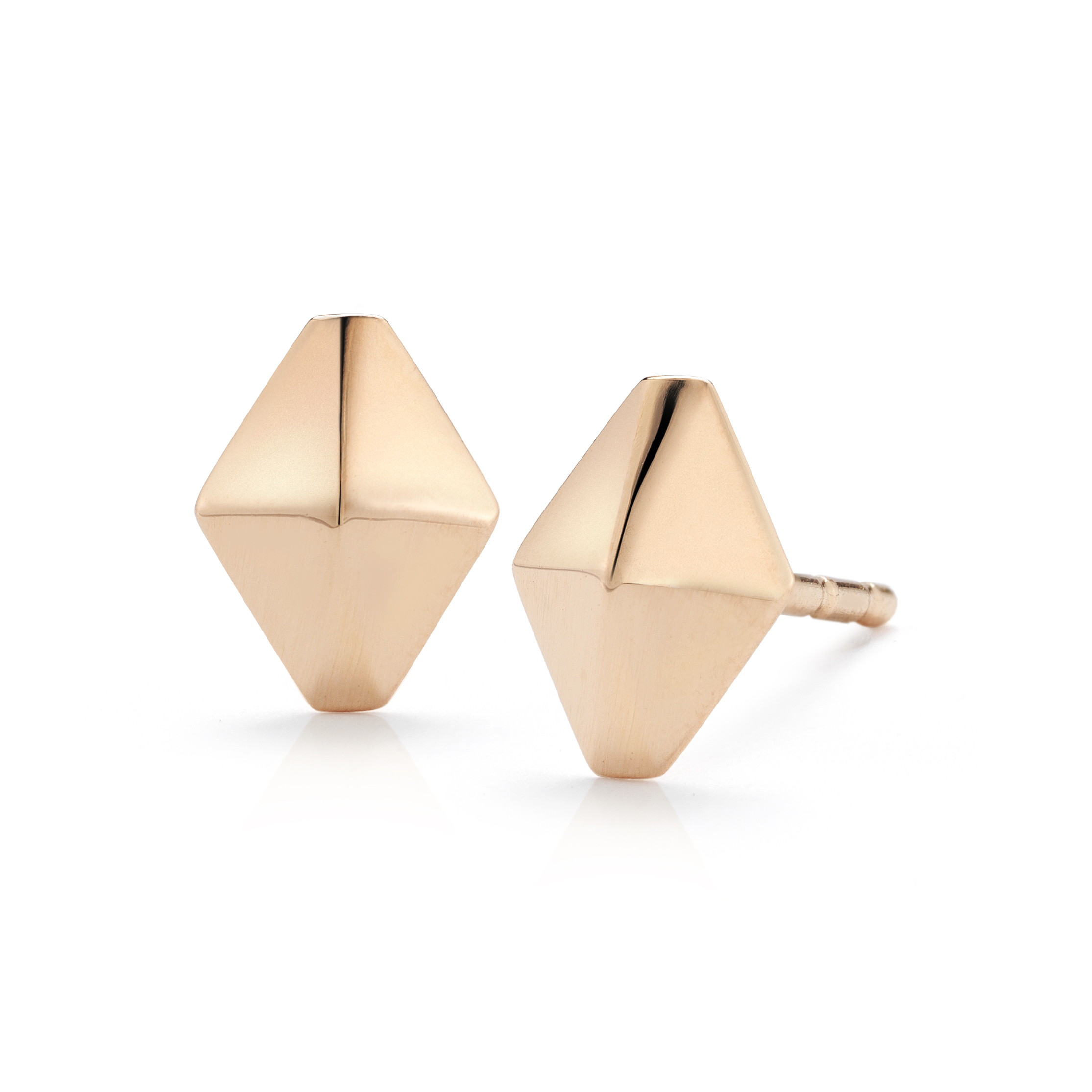Walters Faith Sydney 18K Mini Origami Stud Earrings LoUdKMM