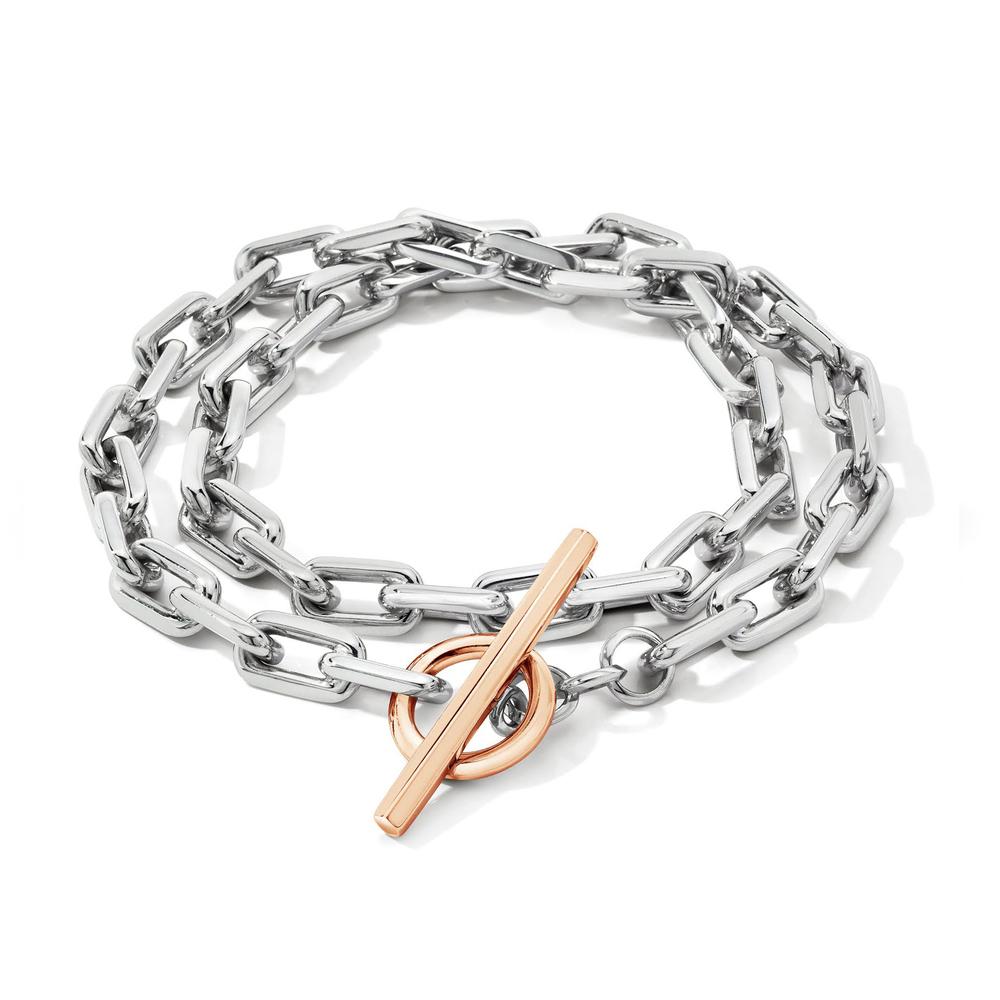 Walters Faith Saxon 18K Diamond Chain Link Toggle Bracelet GyAUo