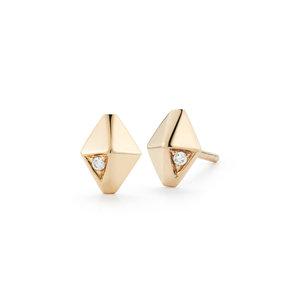 Walters Faith Sydney 18K Origami Drop Earrings EI2pqx