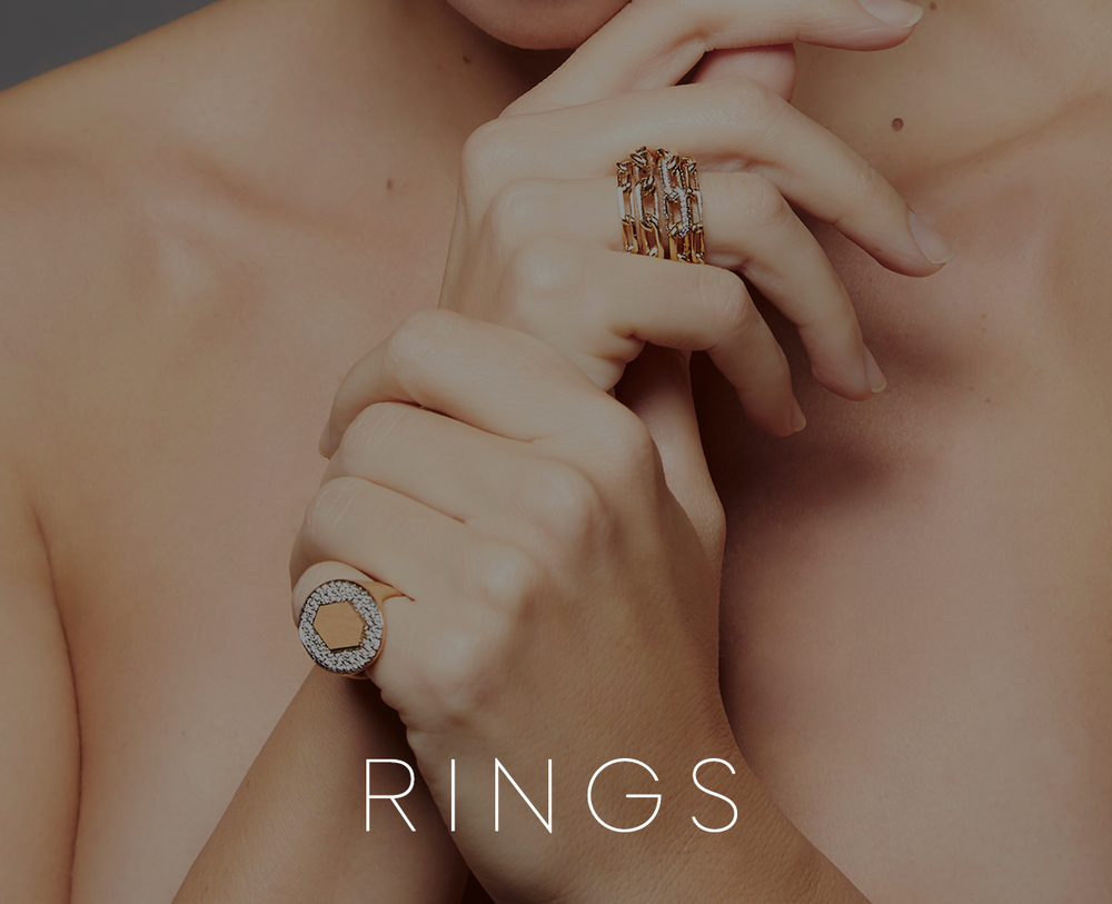 Shop rings  From $155