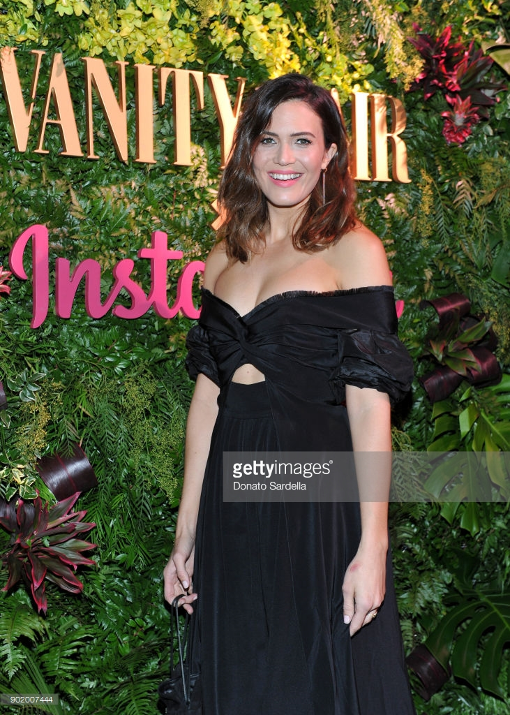 Mandy Moore Attending the Vanity Fair x Instagram Celebrate the New Class of Entertainers Event | 1.6.18