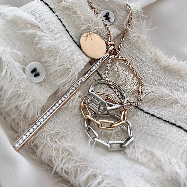 Charms & Chains • @lissajewelry •