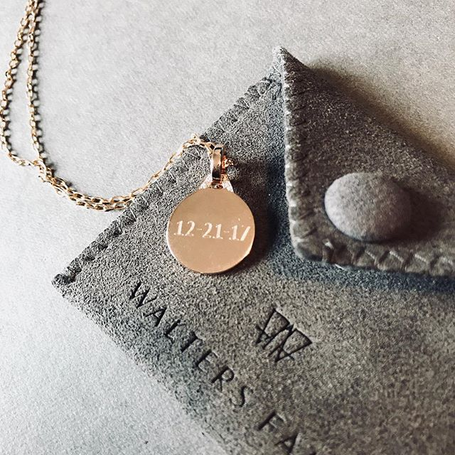 Mother's Day is around the corner we are offering complementary engraving through 5.13.18 @swoonery •