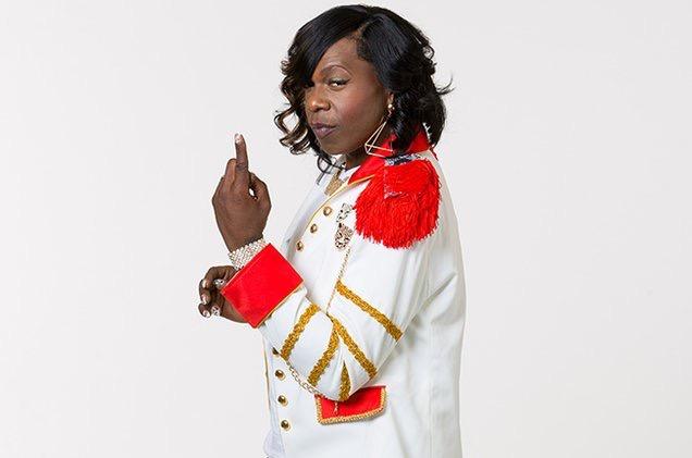 New Orleans entertainer Big Freedia
