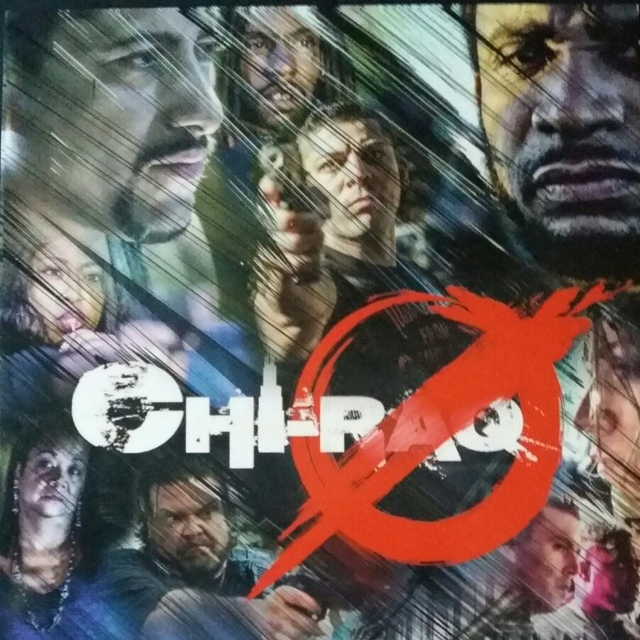 Promotional poster for  This is Not Chiraq