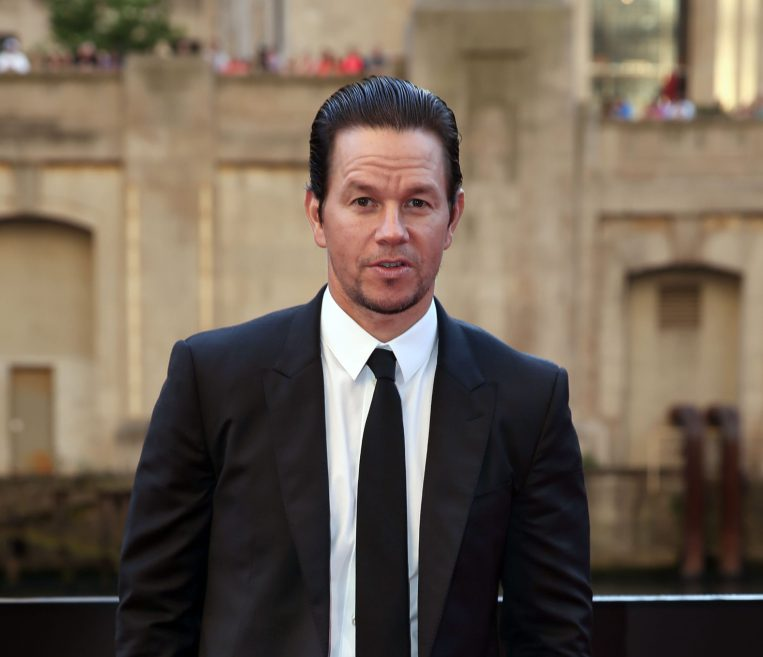 Mark Wahlberg at the Chicago premiere.